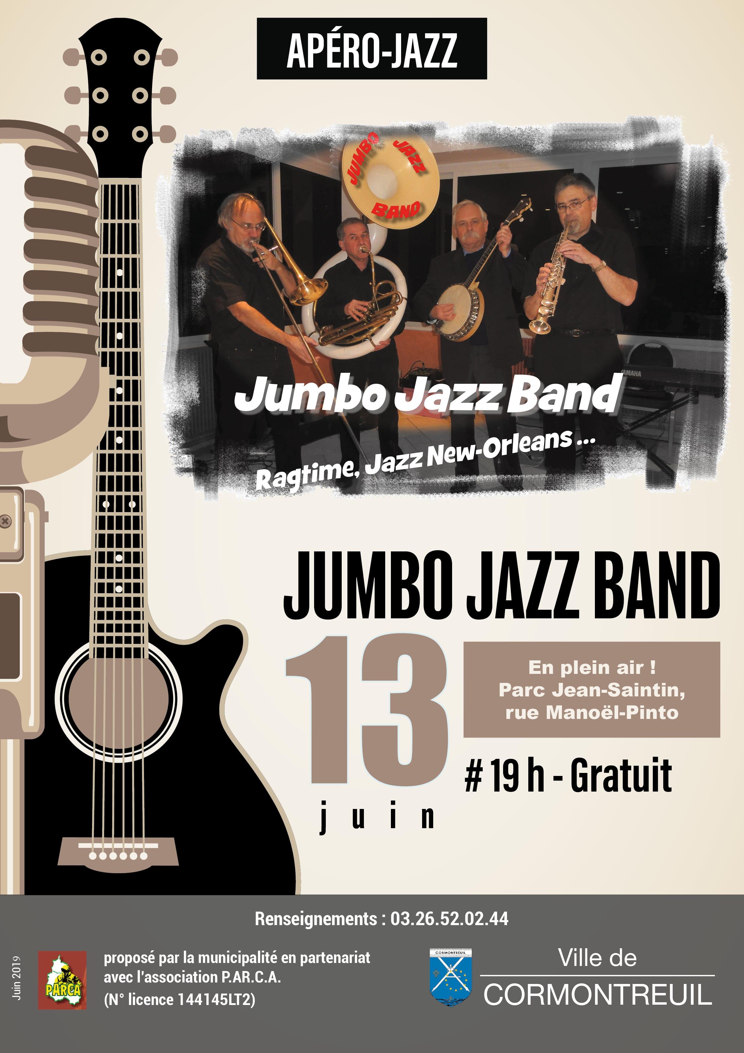 Jumbo jazz band cormontreuil