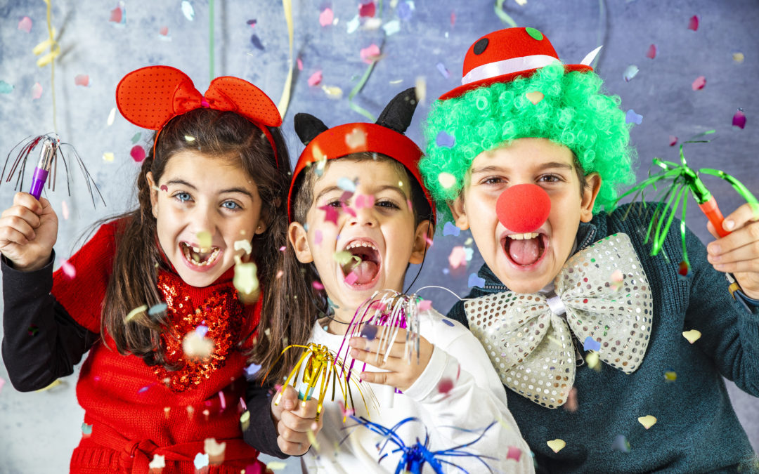 carnaval, CHASSE AUX OEUFS ET BOUM PARTY : MER. 10/4