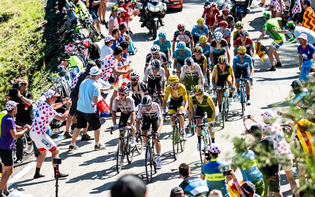 Passage du Tour de France à Cormontreuil