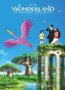 affiche film Wonderland le royaume sans pluie