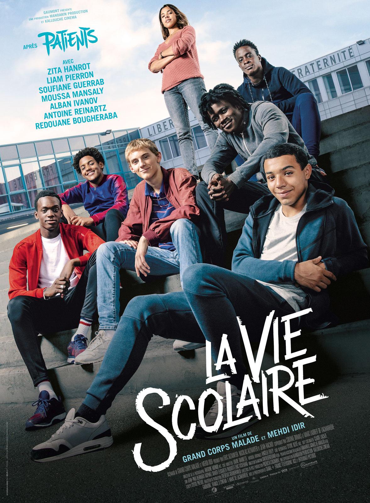 affiche film La Vie Scolaire