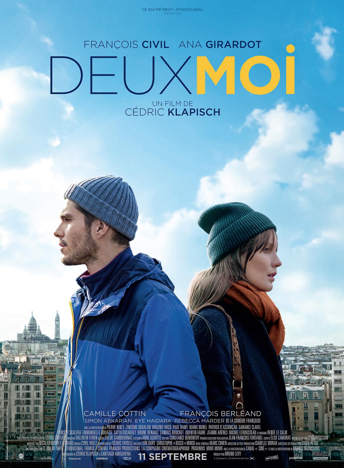 affiche film Deux Moi Cédric Klapisch