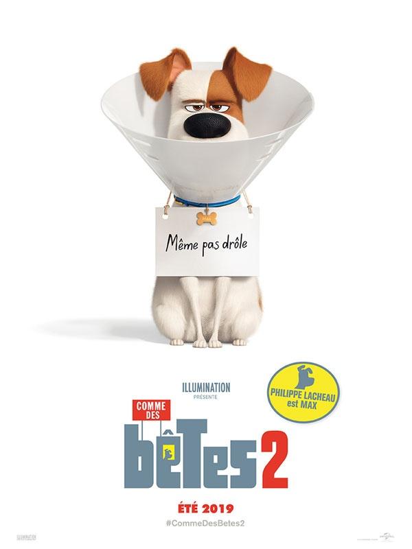 affiche film Comme Des Bêtes 2