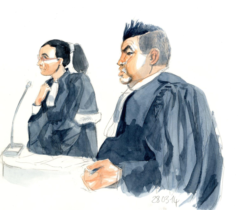 Exposition dessin justice Thierry Doudoux 18 janvier 2020 Cormontreuil