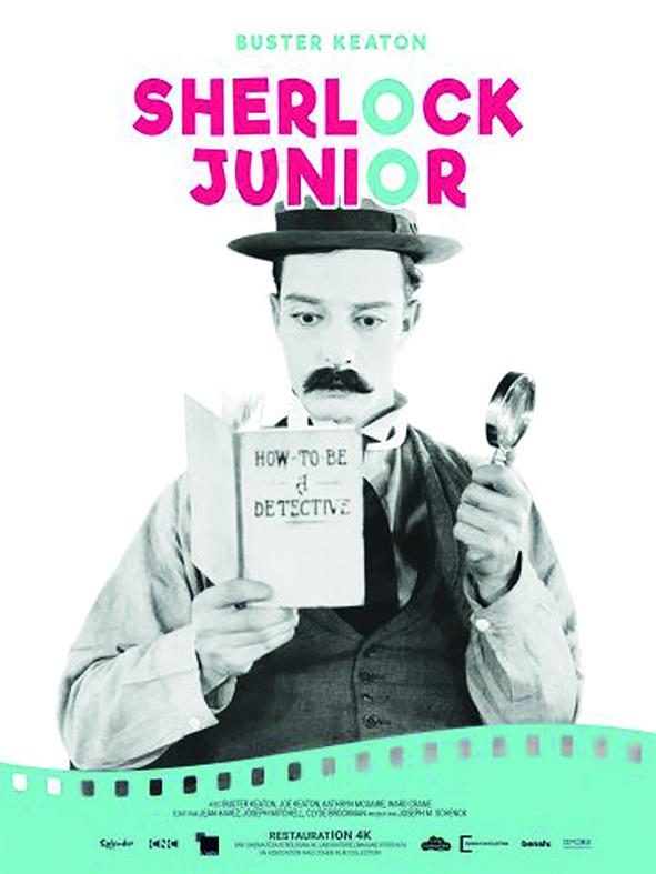 Sherlock Junior film cinéma Buster Keaton