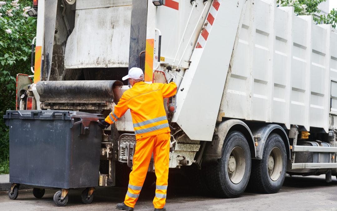 Collecte des déchets : circuits et horaires de ramassage modifiés !