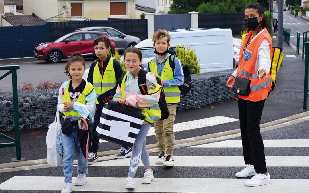 Pédibus : une ligne ouverte sur chaque école dès le 27/09